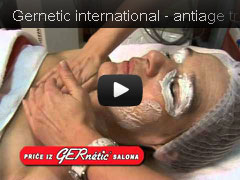 GERnetic international - antiage tretman
