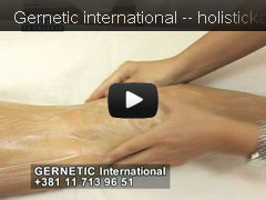 GERnetic international - holisticka kozmetika