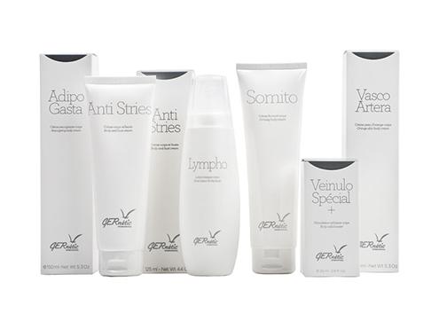 GERnetic kozmetički proizvodi za negu tela